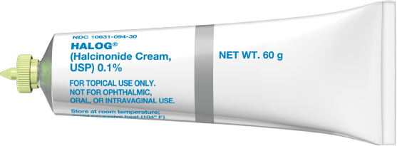 Halog Cream tube